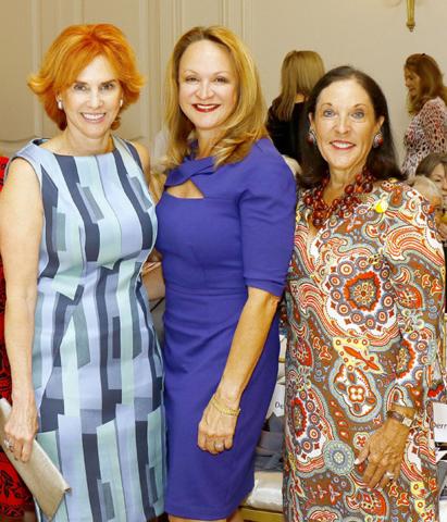 Jolie Humphrey, Pam Brock, and Venise Stuart
