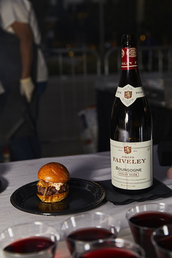 DIFFA Burgers and Burgundy