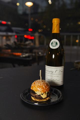 DIFFA Burgers and Burgundy