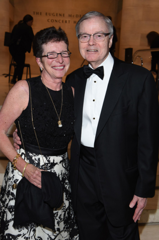 Diane and Hal Brierley