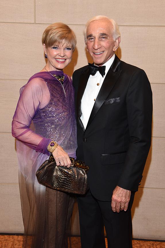 Donna and Herb Weitzman
