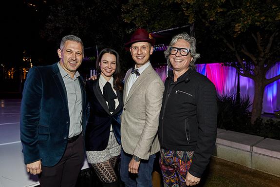 Jim DiMarino, Brittanie Oleniczak, Justin Bundick, and Clint Bradley