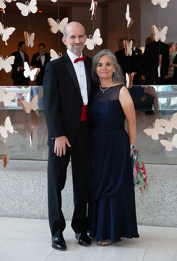 John and Barbara Cohn