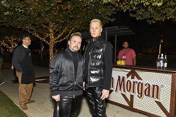 Justin Ghirardi and Erik Grove