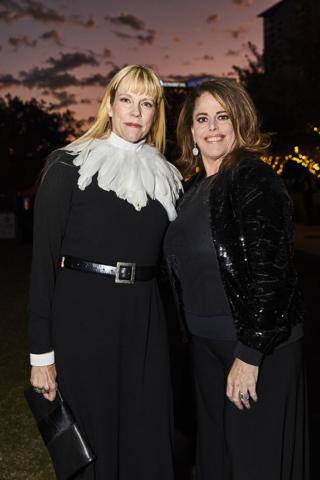 Lisa Bennett and Susanna Smith