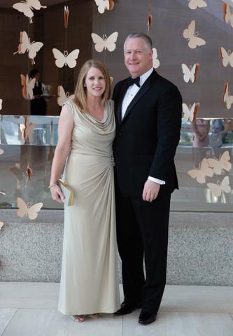 Lisa and Bob Segert