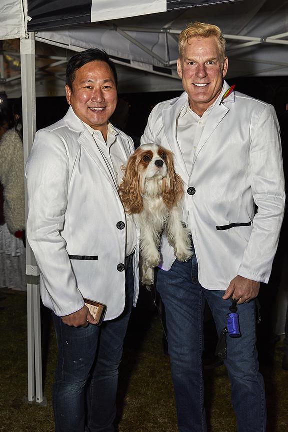Robert Lee and Bryan Mckay