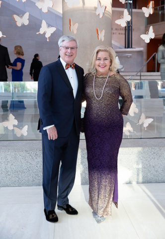 Roger and Marena Gault