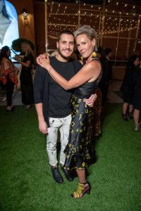 Vito Cammisano and Zoe Bonnette