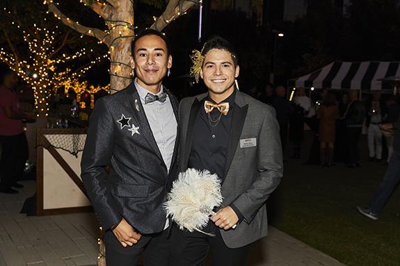Zakarian and Shane Allen