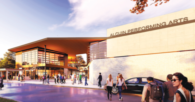 Alcuin Building New Facilities To Meet Increased Demand