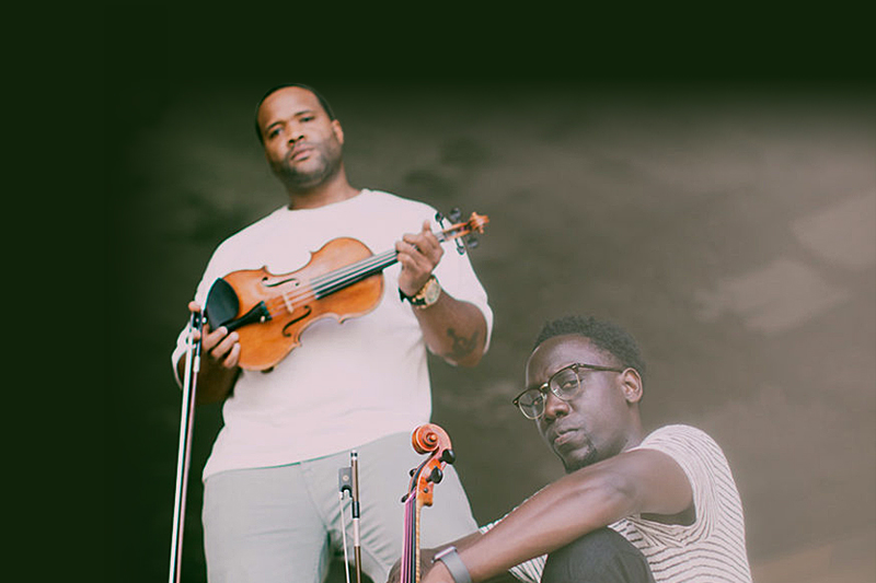 tickets for the black violin impossible tour now on sale park cities people. Black Bedroom Furniture Sets. Home Design Ideas