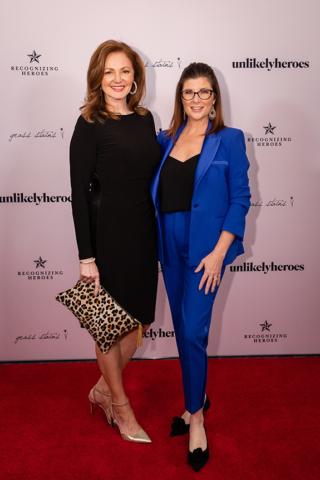 Kellie Rasberry and Cynthia Smoot