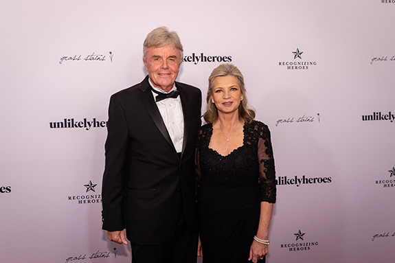 Gary and Janet Greve