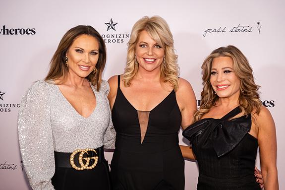 LeeAnne Locken, Erica Greve, and Taylor Dayne