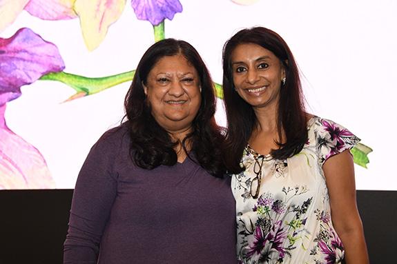 Mona Deepa and Seema Deshpande