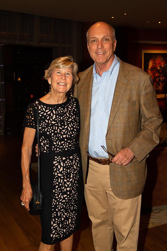 Ann and Kyle Crews