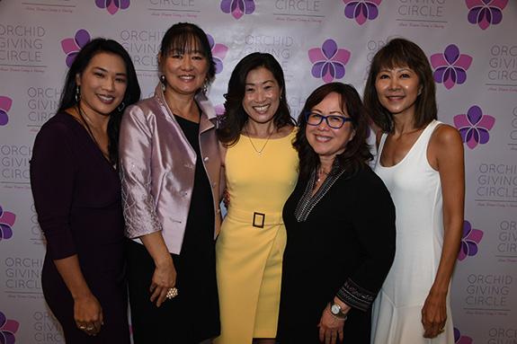 Sylvia Leong, Wei Wei Jeang, Arang Cistulli, Bren Taylor, and Monica Chen