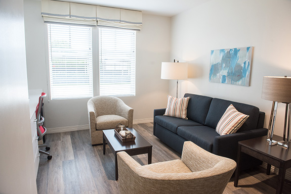 New family suite