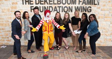GALLERY: Opening of Dekelboum Ronald McDonald House