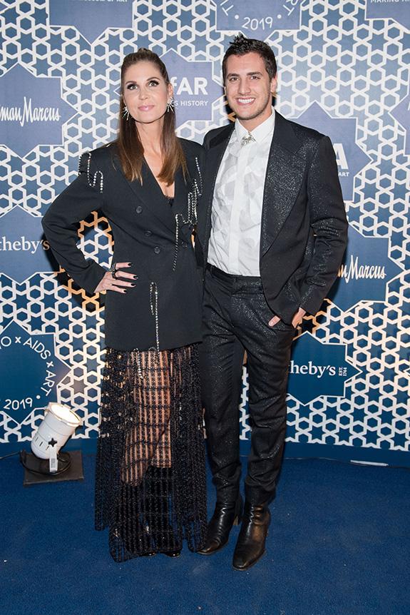 Jennifer Karol and Vito Cammisano