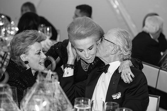 Jo Staffelbach, Nancy Dedman, and Andre Staffelbach