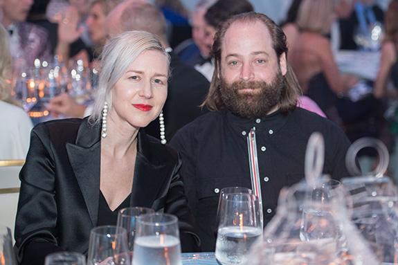 Kristen and Joe Cole