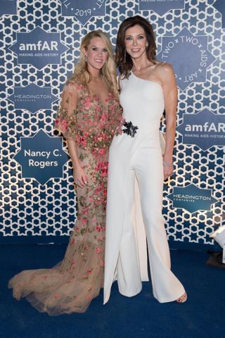 Lara Beth Seager and Charlotte Jones
