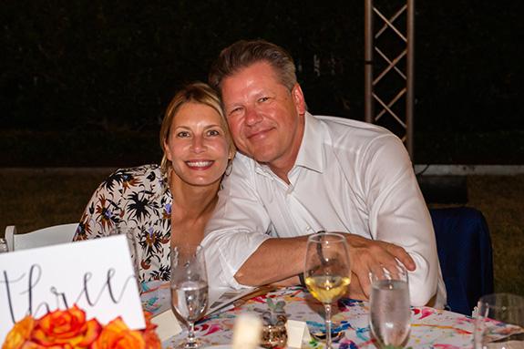 Lynda Ludeman and Randy Kendrick