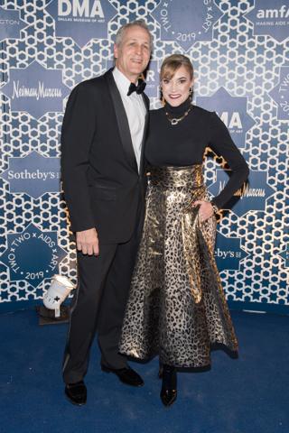 Michael Domke and Terri Provencal