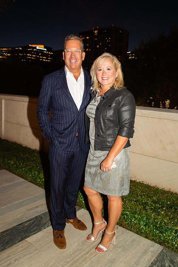Ray and Carol Harvey
