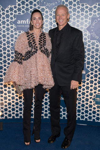 Stephanie and John Roberts