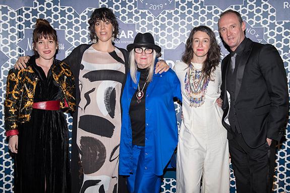 Thorsten Albertz, Brie Ruais, Wanda Koop, Claire Tabouret, and Davida Nemeroff
