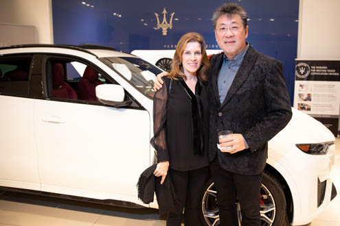 Eddie and Laura Lee