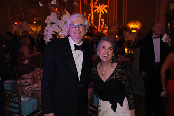 Tom and Cynthia Mitchell