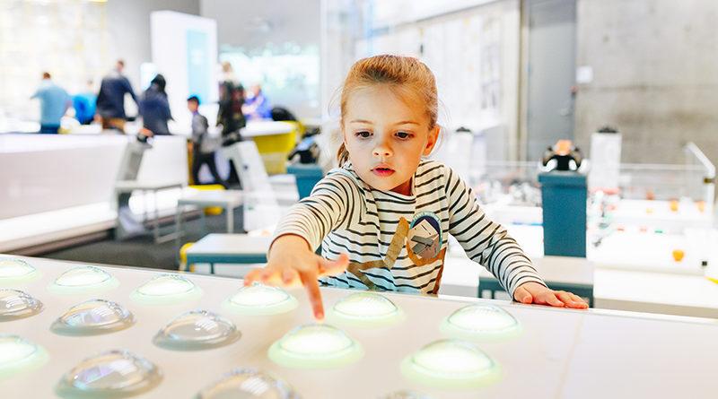 Perot Museum Makes Science Fun