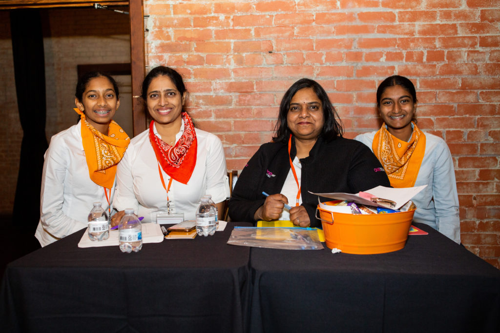 Sri Vemulapalli, Nitya Nadella, Veera Venigalla, and Sunyamukhi Venigalla