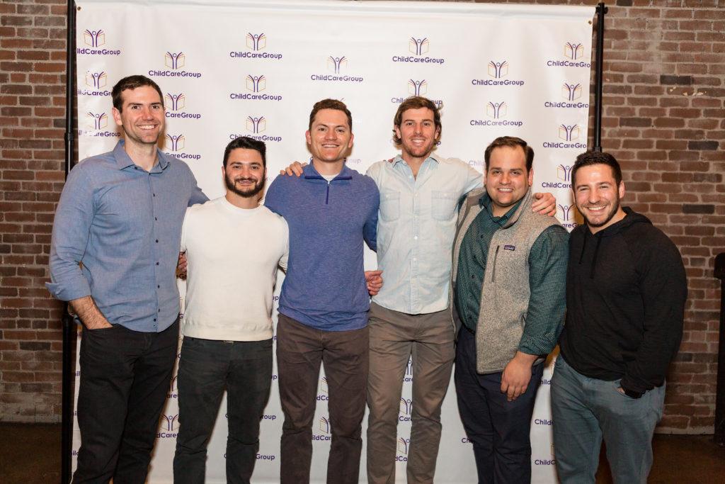 Greg Lyons, Zack Tobolowsky, Geoff Dunham, Charlie Neil, Ted Gwara, and Jared Sandler