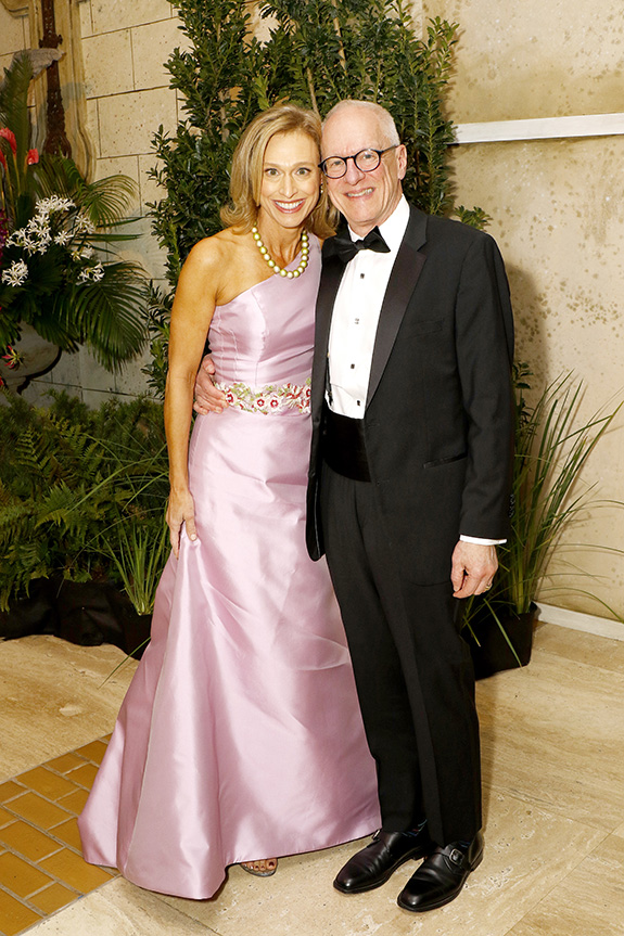 Anne and Jeremy Besser
