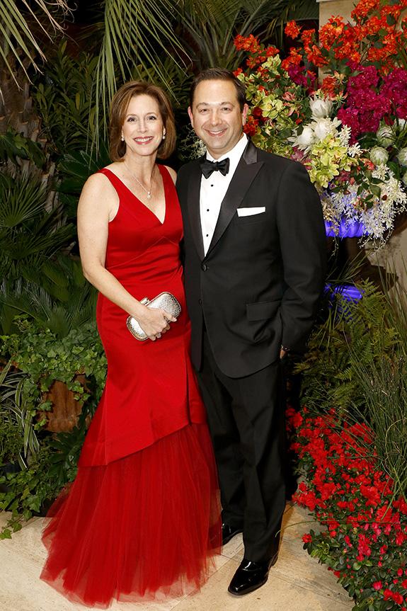 Laura and Jason Downing