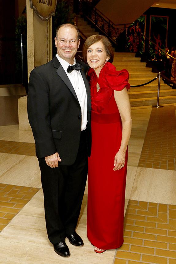 John and Candace Winslow