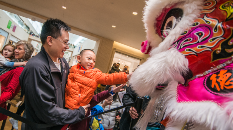 Celebrate the Year of the Rat at NorthPark