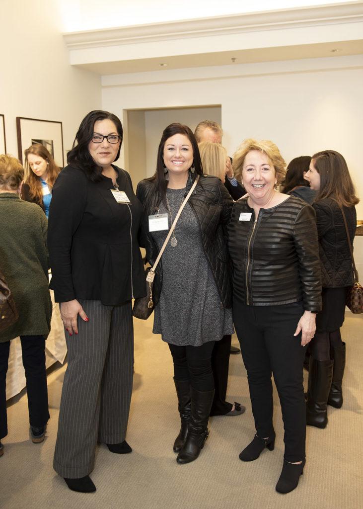 Vanessa Dickerson, Amy Norton, and Kathleen LaValle
