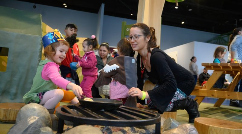 Baby Day To Celebrate Early Learning at the DMA