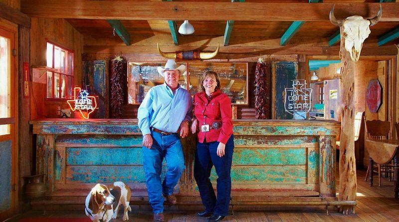 Interabang Books to Talk Texas (and Food)