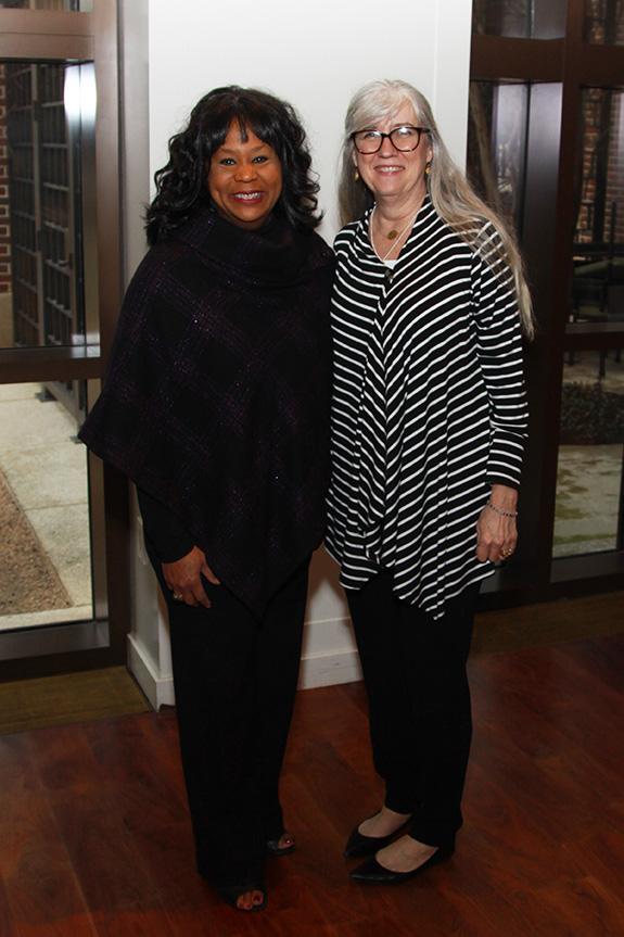 Wendy Whiteman and Tina Jacobson