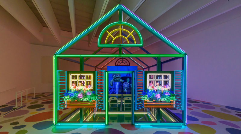 'For a Dreamer of Houses' Evokes Personal Spaces