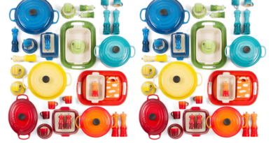 Dallas Market Hall Hosts Beloved LeCreuset Factory to Table Sale