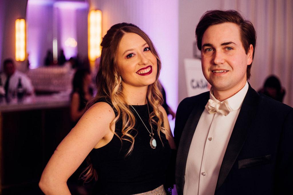 Melissa and Nick Bednarz