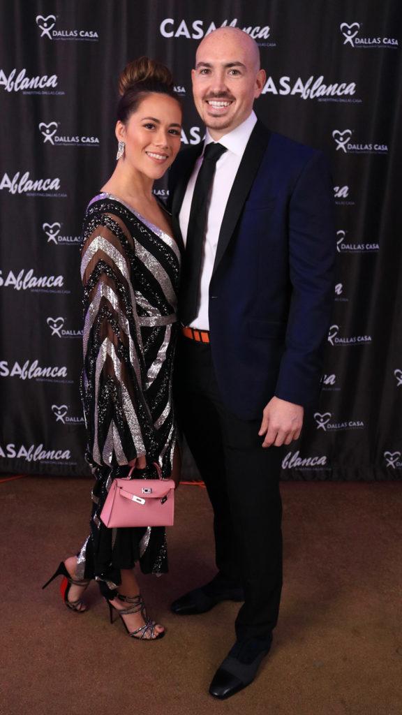 Carlie and Dan Jordan